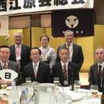 平成27年関西江原会総会・講演会・懇親会が開催されました。